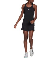 women's adidas racerback primegreen tennis dress