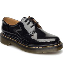 1461 snörade skor låga svart dr. martens