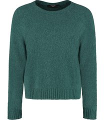 weekend max mara amici alpaca blend sweater