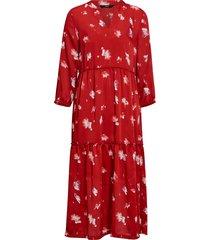 klänning onlgiza l/s maxi dress