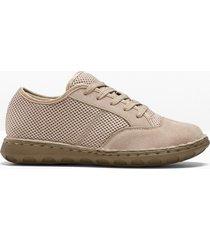 sneaker comode in pelle (beige) - bpc selection