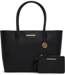 anne klein women's work tote with wristlet