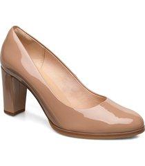 kaylin cara shoes heels pumps classic beige clarks