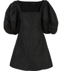 ellery lady d'arbanville mini dress - black