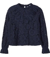 blouse kanten