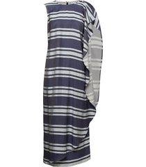 saura s jurk knielengte blauw tiger of sweden
