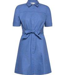 nucathleen dress kort klänning blå nümph