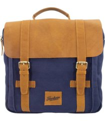 florsheim men's diego canvas backpack