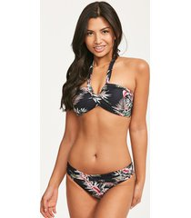 ocean alley tropical bandeau bikini top