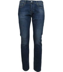 5-pocket jeans wash