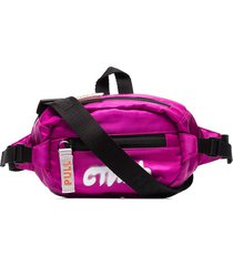 heron preston ctnmb mini belt pack - pink