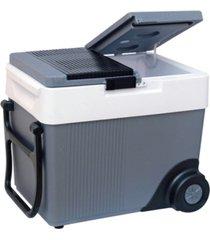 kargo wheeler w65 thermoelectric 12v cooler warmer, 31l
