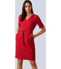 jurk alba moda rood