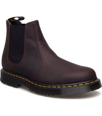 2976 cocoa snowplow wp shoes boots winter boots brun dr. martens