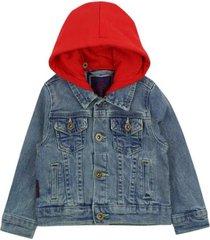 chaqueta #denimlife azul ficcus