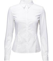 verla overhemd met lange mouwen wit inwear