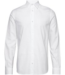 m. lewis linen shirt overhemd business wit filippa k