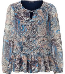 blouse lange mouwen van mybc multicolour