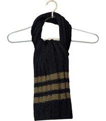 bufanda tejido franjas de color myrnal