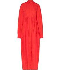 ellie dress in red