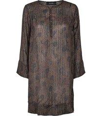 kjole, brisa peacock dress