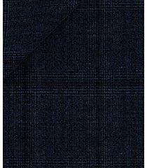 giacca da uomo su misura, reda, reda atto blu 130's principe di galles, primavera estate | lanieri
