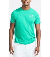 nautica men's big & tall yacht club graphic t-shirt