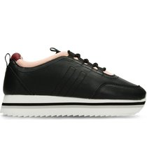 tenis casuales negro north star will r mujer