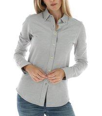 blusa faustina rockford gris rockford