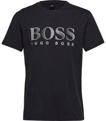 t-shirt rn t-shirts short-sleeved grå boss