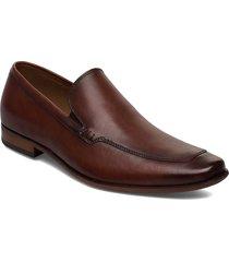 aldercrest loafers låga skor brun aldo