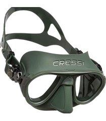 máscara de mergulho cressi calibro
