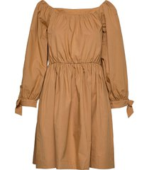 day cinnamon dresses everyday dresses beige day birger et mikkelsen