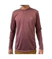 camiseta conquista dry living upf30+ masculina