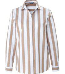 blouse 100% katoen lange mouwen van day.like wit