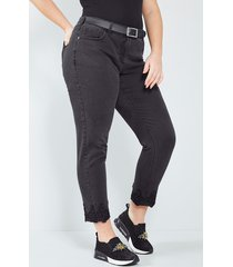 jeans sara lindholm black stone