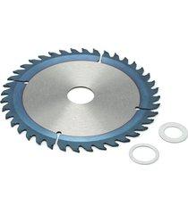 carpintería nano-coating azul hoja de sierra circular discos de corte