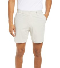"""rhone 7"""" commuter shorts, size 38 in stone at nordstrom"""