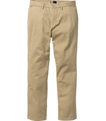 pantaloni chino regular fit straight (beige) - bpc bonprix collection