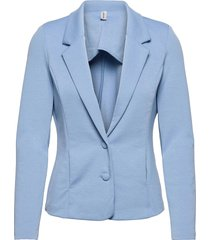 sc-daniela blazers casual blazers blå soyaconcept