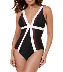 spectra trilogy one-piece swimsuit
