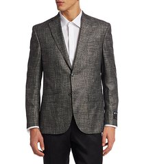collection textured jacket