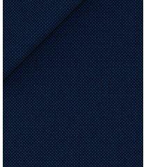 pantaloni da uomo su misura, reda, icon blu occhio di pernice, quattro stagioni   lanieri