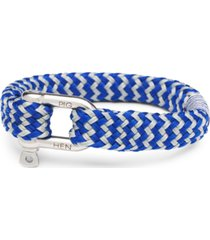 pig & hen men's gorgeous george bracelet