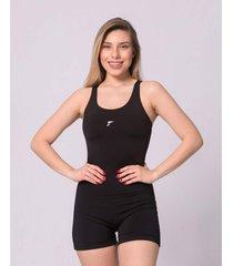 macaquinho de natação fabiola molina comfort preto macaquinho de natação fabiola molina comfort preto p