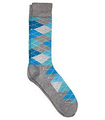 jos. a. bank comfort luxe argyle socks, 1-pair