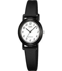 reloj casio lq_139bmv_1bl negro resina