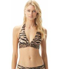bikini top tiger
