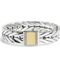 men's john hardy men's modern chain extra large chain bracelet