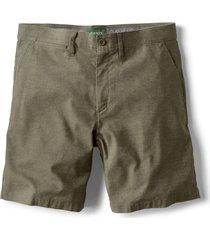 heritage chino hemp shorts